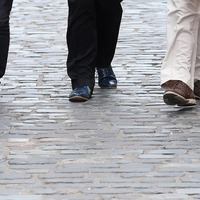 Cathedral Quarter is first in a wave of planned pedestrianisation initiatives - Nichola Mallon