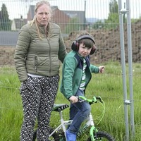 West Belfast green concerns raised