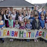 Belfast Gaeltacht inspired Irish speakers all over North
