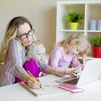 10 ways working parents can stay sane right now