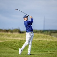 World number one golfer Rory McIlroy returns to the green