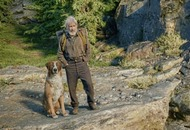 Harrison Ford talks about acting with a human dog and credits others with his success