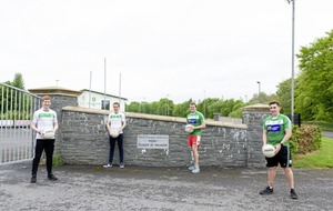 Drumragh Sarsfields raise over £9,000 for Trocaire in The Great Solo Re-Run
