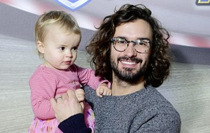 Joe Wicks on weaning: Don't stress it, they all end up using a knife and folk eventually