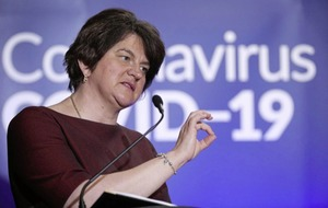 Arlene Foster says contact tracing programme likely to run for two years