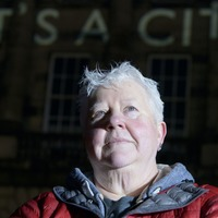 Crime writer Val McDermid offering the chance to be in her next thriller