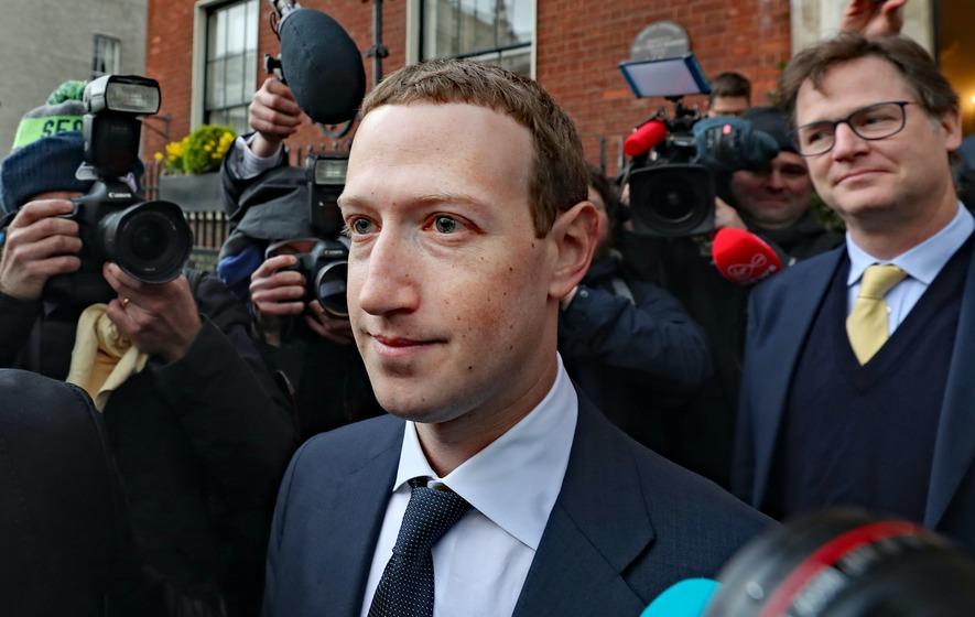 Mark Zuckerberg warns of dangers of 'China-style regulation' of internet