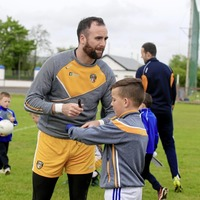 Former Antrim goalkeeper Chris Kerr: Mental and physical health can be complementary