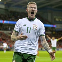 James McClean completes gruelling charity challenge in memory of late Derry football coach