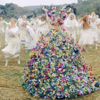 Film academy wins auction for Florence Pugh's Midsommar dress