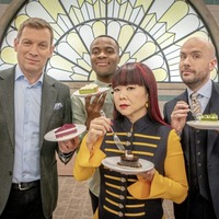 I'm not very good at being soothing says Bake Off: The Professionals host Tom Allen
