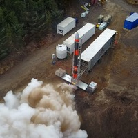 Rocket test hailed as milestone in UK's 'new space revolution'