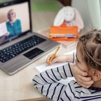 Home schooling leaving parents feeling guilt and anger