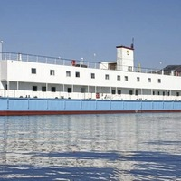 Coleraine business launches new bid for Ireland's first floating hotel - after first boat sank