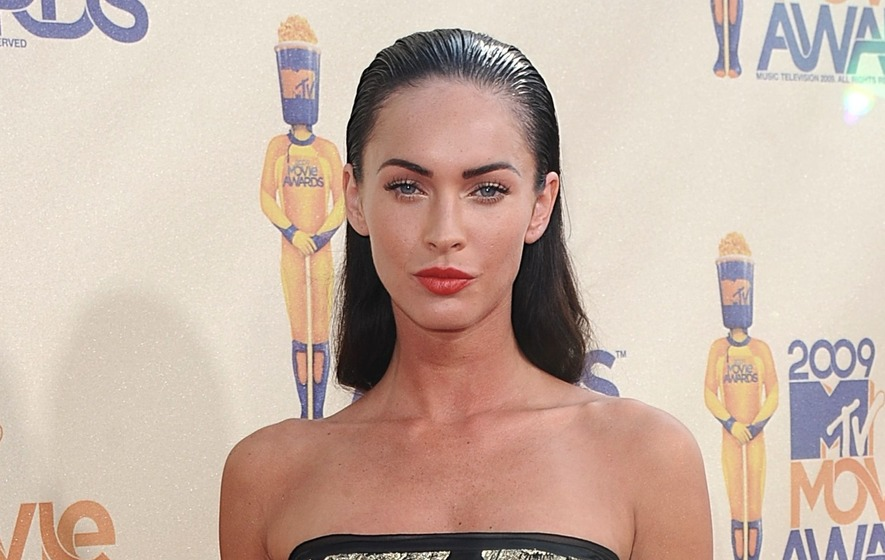 Megan Fox shows off Green family crest after Brian Austin Green split