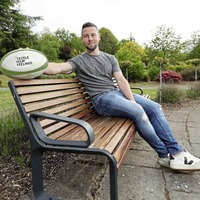 Ulster and Ireland scrum half John Cooney says 'Take Control' of your life