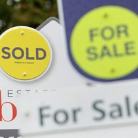 Number of UK homes sold in April halves compared with March