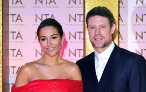Frankie Bridge struggling to find time for 'date night' during lockdown