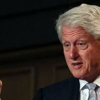 Bill Clinton writing second political thriller with James Patterson