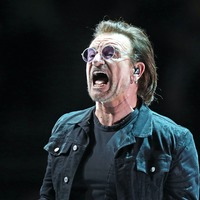 Handwritten U2 lyrics sell for £76,000 during charity auction