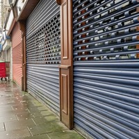 Retail sales collapse in April as lockdown forces shops to stay shut