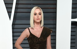 Katy Perry says she is 'learning to be a mum fast' during lockdown