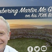 Stars of Irish music scene to join online tribute to Martin McGuinness marking 70th birthday