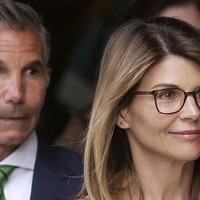 TV star Lori Loughlin and husband await fate after college bribery admission