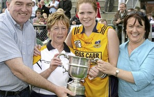 Fionnuala Carr: That feeling of fulfilment, an All-Ireland title for Clonduff. It will never feel better on a camogie pitch