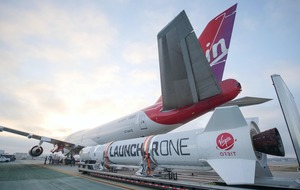Virgin Orbit set for first test flight of LauncherOne vehicle