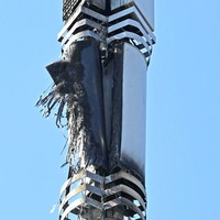 Arson investigation launched after 5G phone mast torched