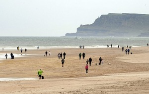 Appeal for people not to flock to seaside towns amid upsurge in visits