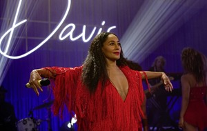 Actor Tracee Ellis Ross on her new film The High Note and why she's not worried about being compared to her famous mother