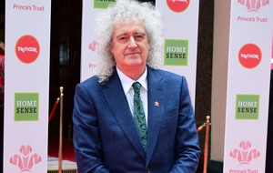 Brian May reveals he was 'very near death' following heart attack