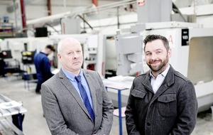 Newry engineering firm breaks new ground with aerospace industry accreditation