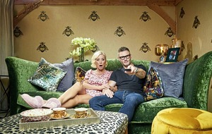 TV Quickfire: Denise Van Outen on the new series of Celebrity Gogglebox