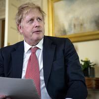 Boris Johnson and Dominic Cummings say coronavirus affected their eyesight