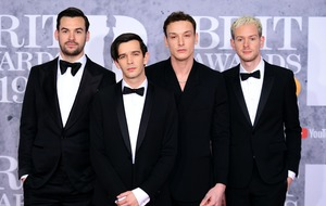 The 1975 and YouTuber KSI in tight race for number one album
