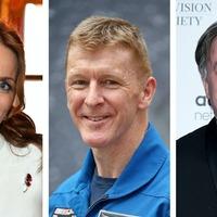 Geri Horner, Tim Peake and Ed Balls offer lessons in Celebrity Supply Teacher