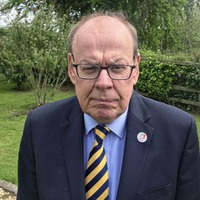 UTV political editor Ken Reid is new patron of blood cancer charity Leukaemia & Lymphoma NI