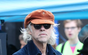 Bob Geldof: 'Bizarre' Boomtown Rats publicity stunt ended hopes of US success