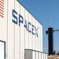 Weather postpones first SpaceX launch of Nasa astronauts minutes before lift-off