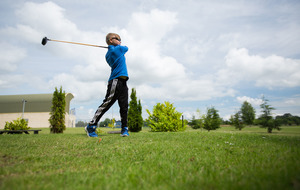 Golf courses and driving ranges in Antrim and Newtwonabbey open