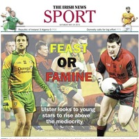 Time Out - May 29: Sporting greats, Dates and a Quick Quiz Blitz to kick-start your day