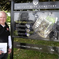 Visitors to Belfast City Cemetery able to take virtual tour of the historic graveyard