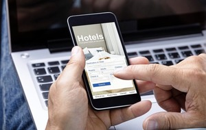 Book your hotel room... But check in whenever