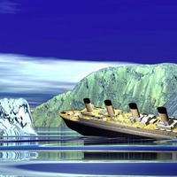 Some investing is based on Titanic style management