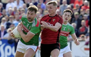 No push towards pay-for-play among GAA players insists Mayo's Aidan O'Shea