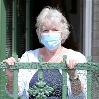 Woman 'unable to get pension after refusing to remove face mask'