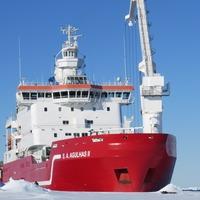 Wave-like seafloor ridges reveal rapid retreat of Antarctic ice 12,000 years ago